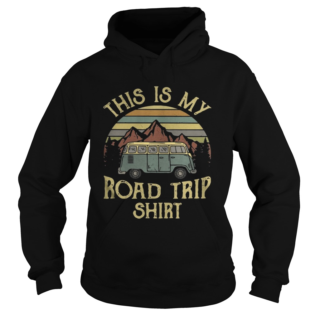 5f5012d0 Vintage This is my road trip shirt - Funny T Shirt Store Online Shopping