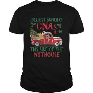 Jolliest Bunch of CNAs This Side of The Nuthouse shirt Shirt