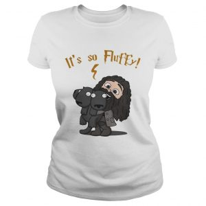Official Its so Fluffy shirt Classic Ladies Tee
