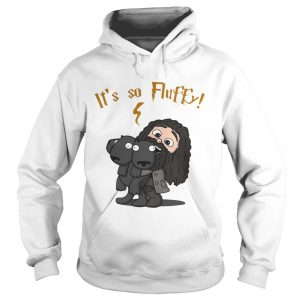 Official Its so Fluffy shirt Hoodie