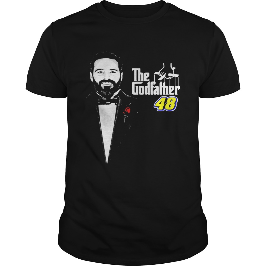 The Godfather Jimmie Johnson 48 shirt