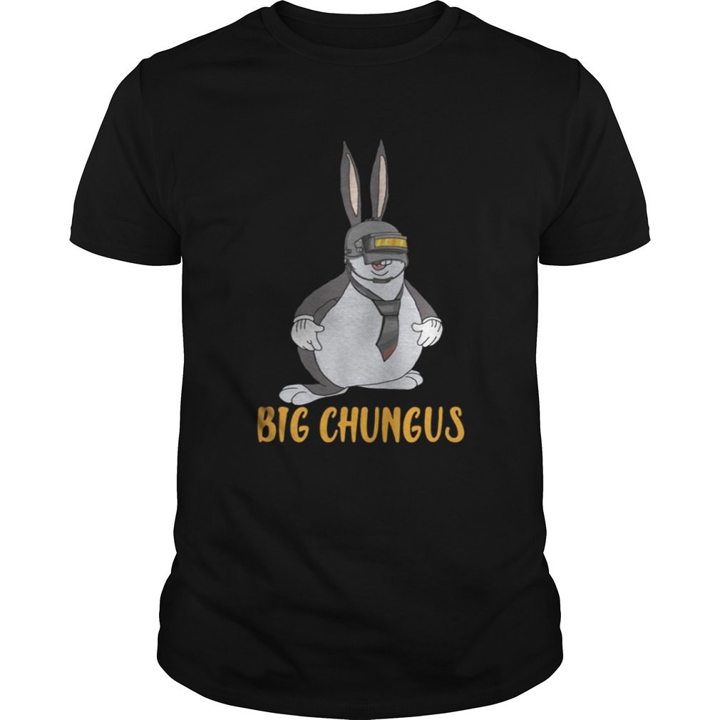 Big Chungus PUBG shirt