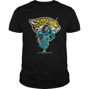 Jaguarsman Aquaman And Jaguars Football Team TShirt Shirt