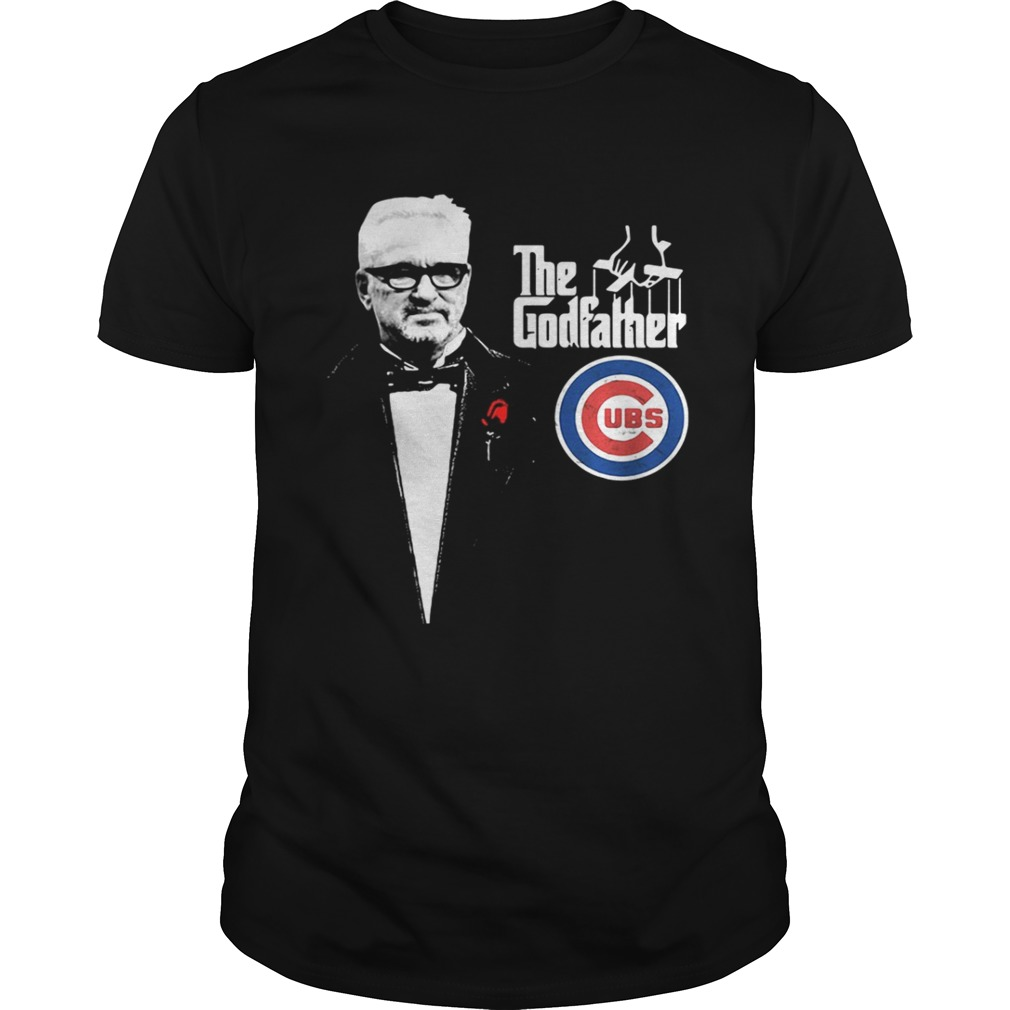 Joe Maddon The Godfather Chicago Cubs shirt