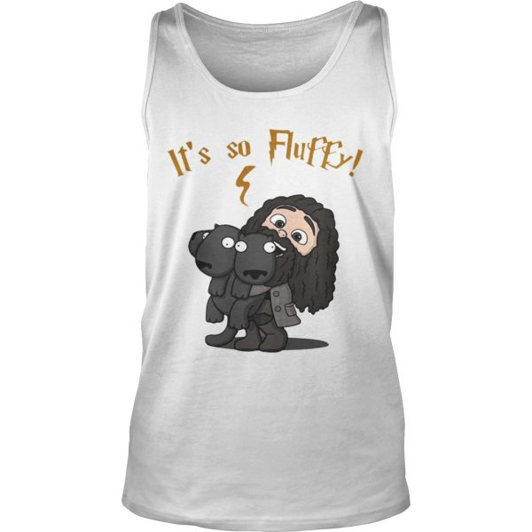 Official Its so Fluffy shirt TankTop