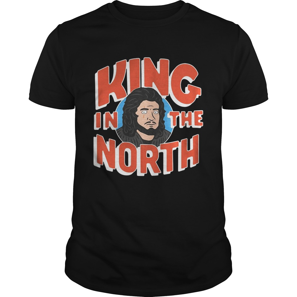 Game of Thrones King Of The North Jon Snow shirt