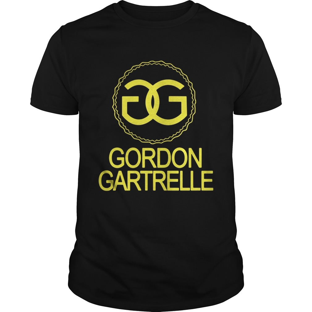The Goozler Gordon Gartrelle shirt