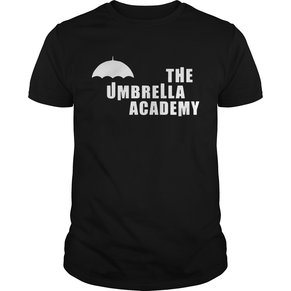 The umbrella academy logo shirt