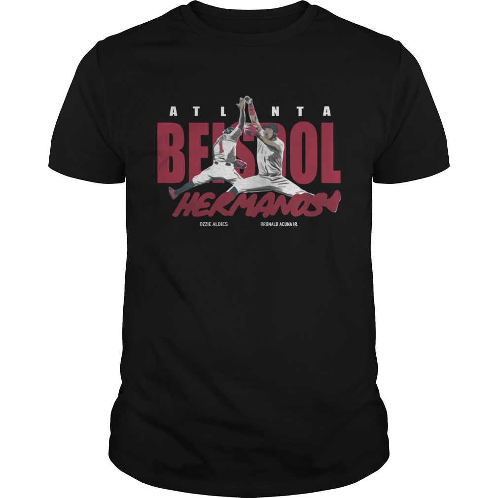 Atlanta Beisbol Hermanos shirt
