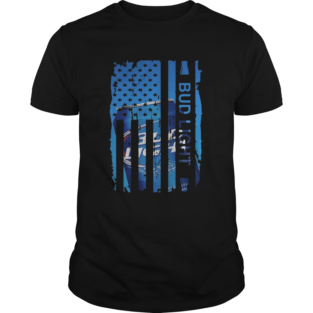 Bud light US flag shirts