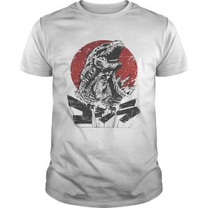 Godzilla King of the monsters shirt