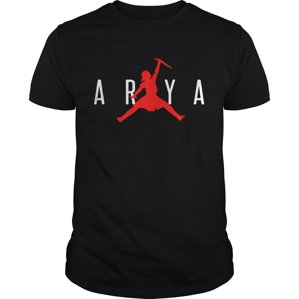 Official Arya Stark Air tshirt