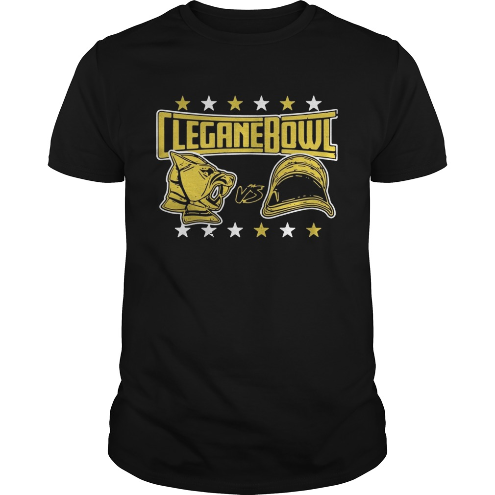 Talk the Thrones Cleganebowl shirt