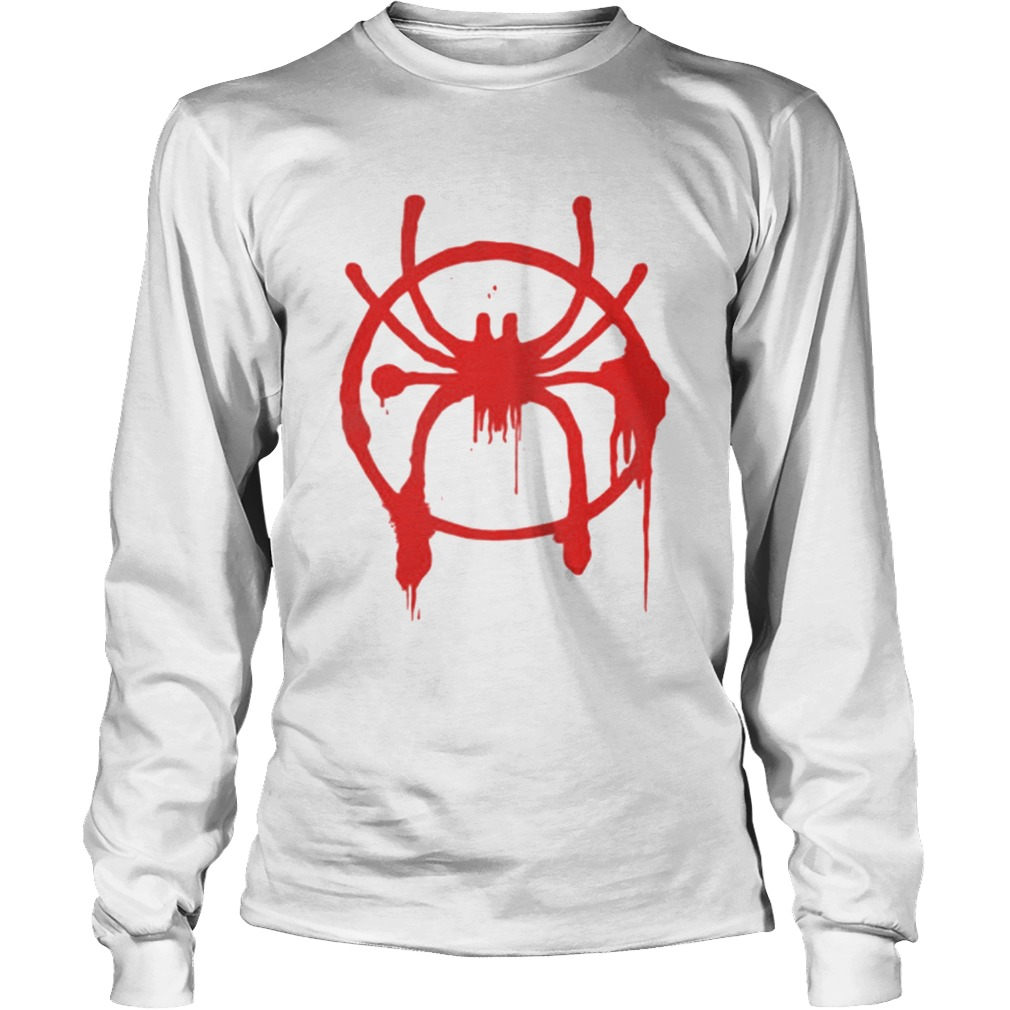Awesome Blood Spider Spiderman Far From Home Shirt LongSleeve