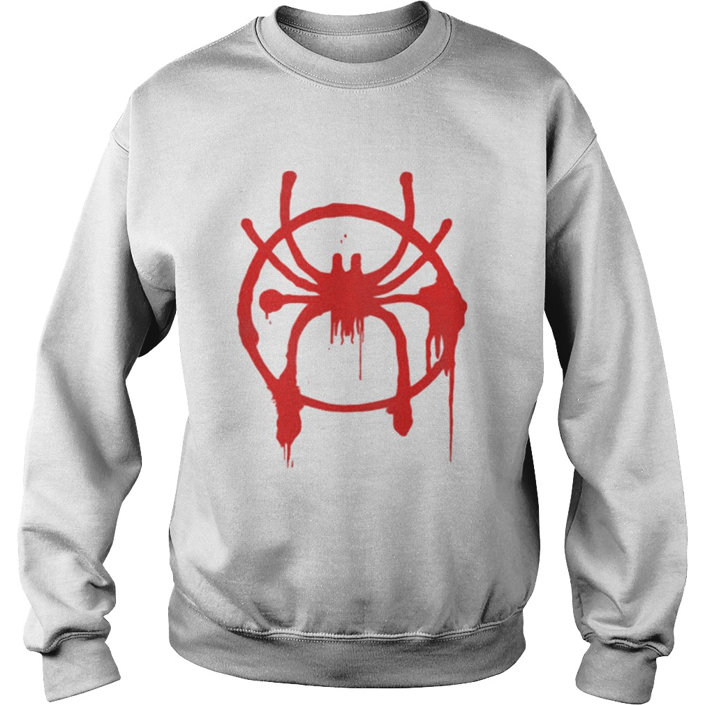 Awesome Blood Spider Spiderman Far From Home Shirt Sweatshirt