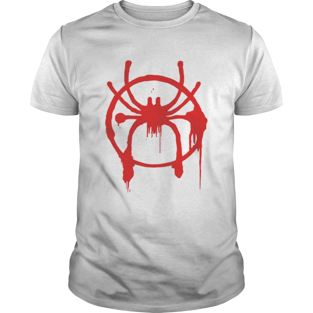 Awesome Blood Spider Spiderman Far From Home Shirt Unisex