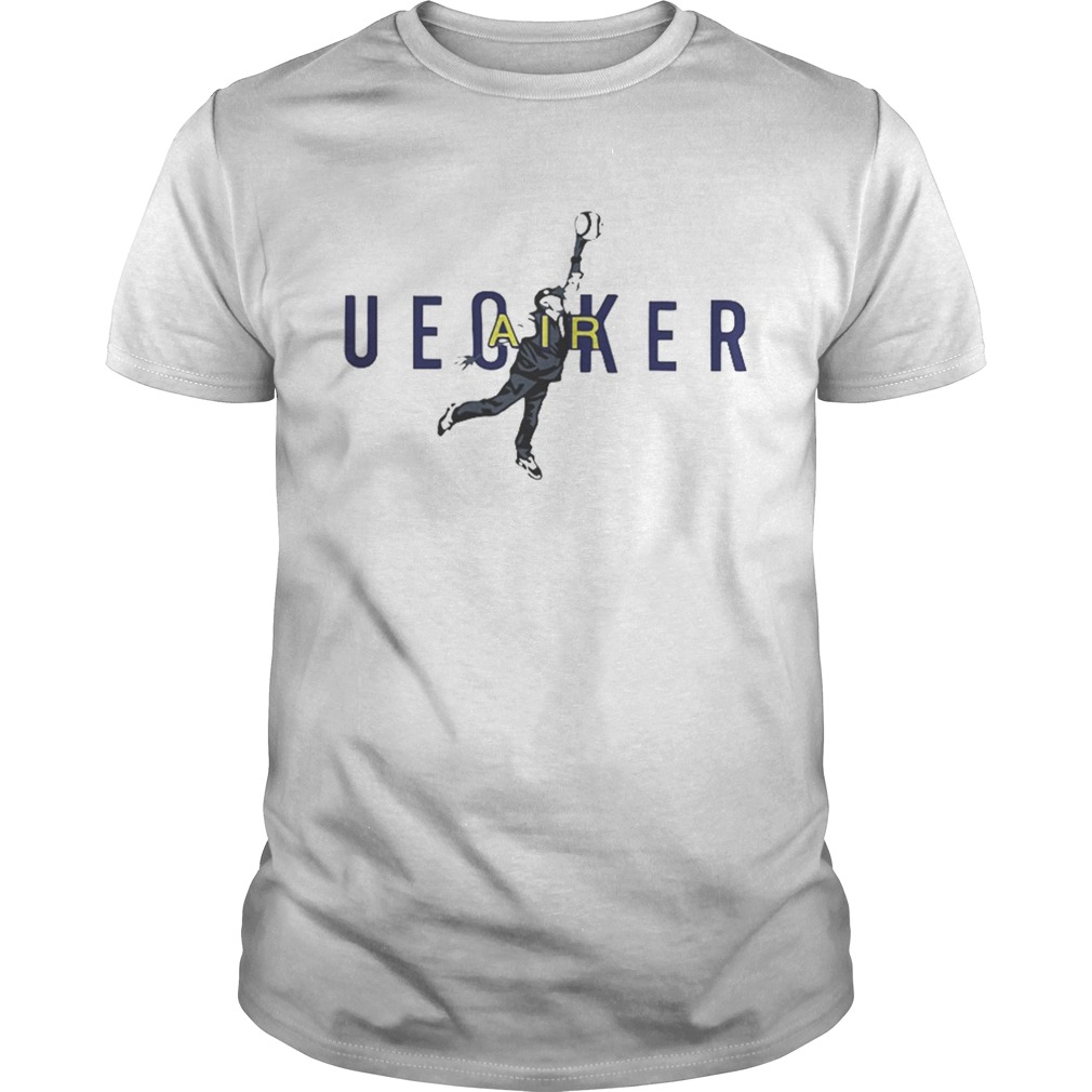 Bob Uecker Air Jordan shirt