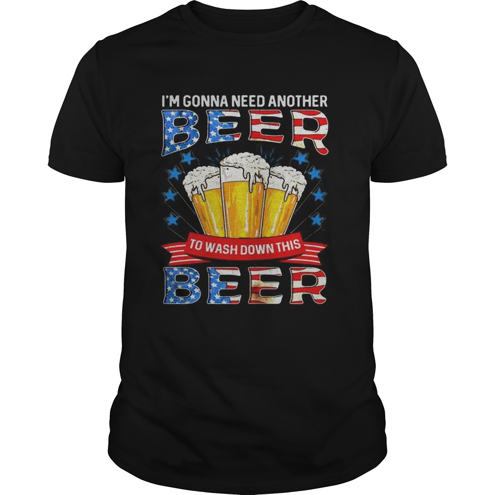 Im gonna need another beer to wash down this beer shirt
