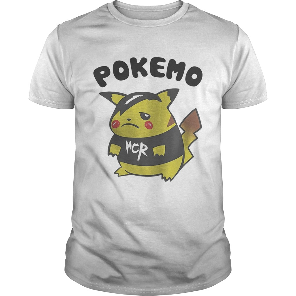 Pokemo parody shirt