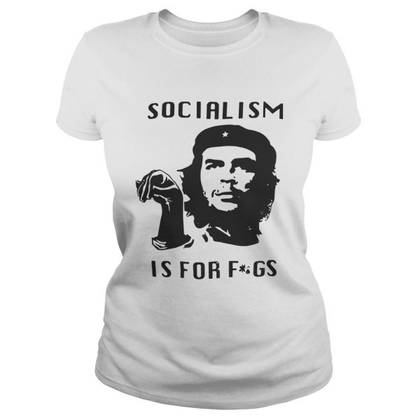 Steven Crowder Socialism Is For Fags Shirt Classic Ladies