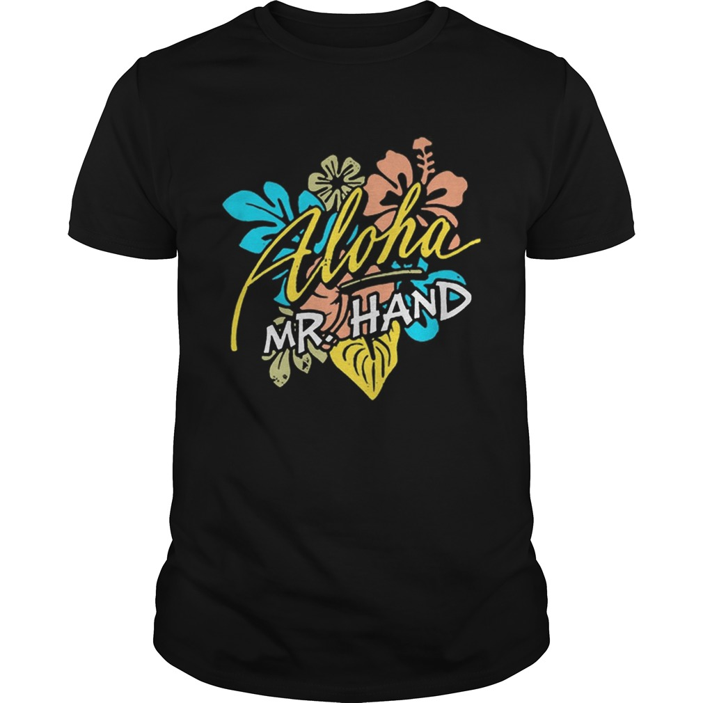 Aloha MrHand Vacation Summer Vacation Flower Unisex