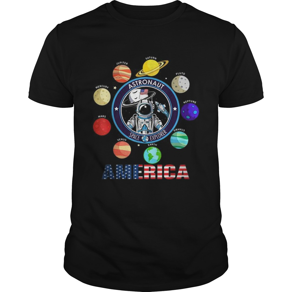 Awesome 50th Anniversary Moon Landing Apollo 11 Astronaut Walk First Step On The Moon shirt