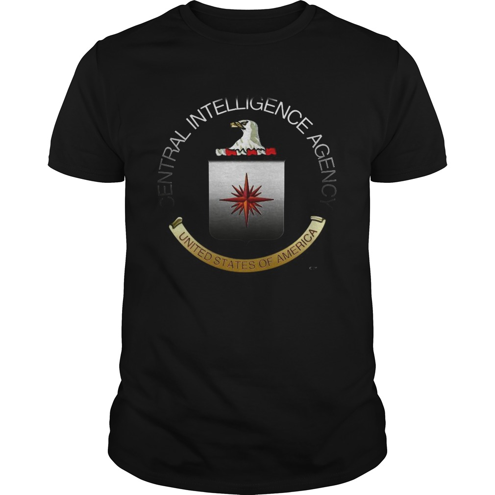 Central Intelligence Agency United States of America shirt