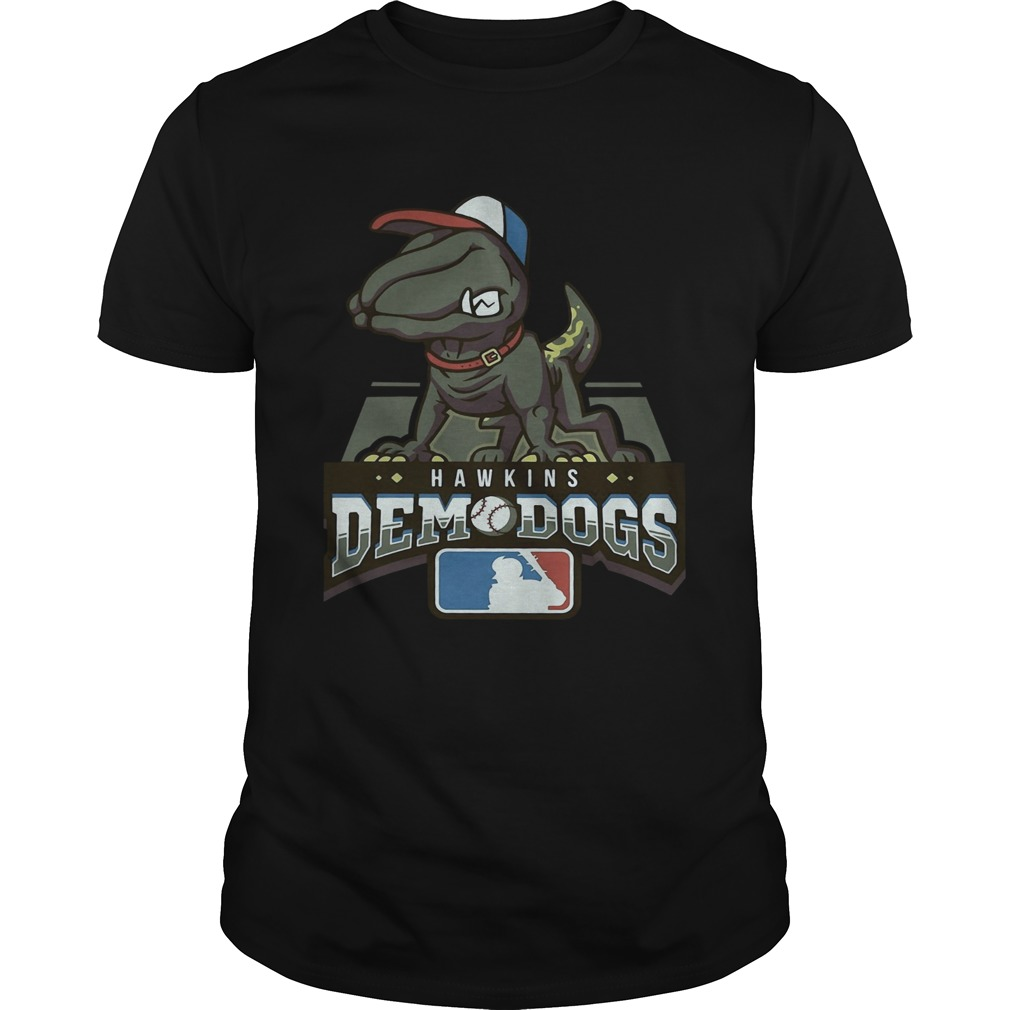Hawkins demodogs shirt