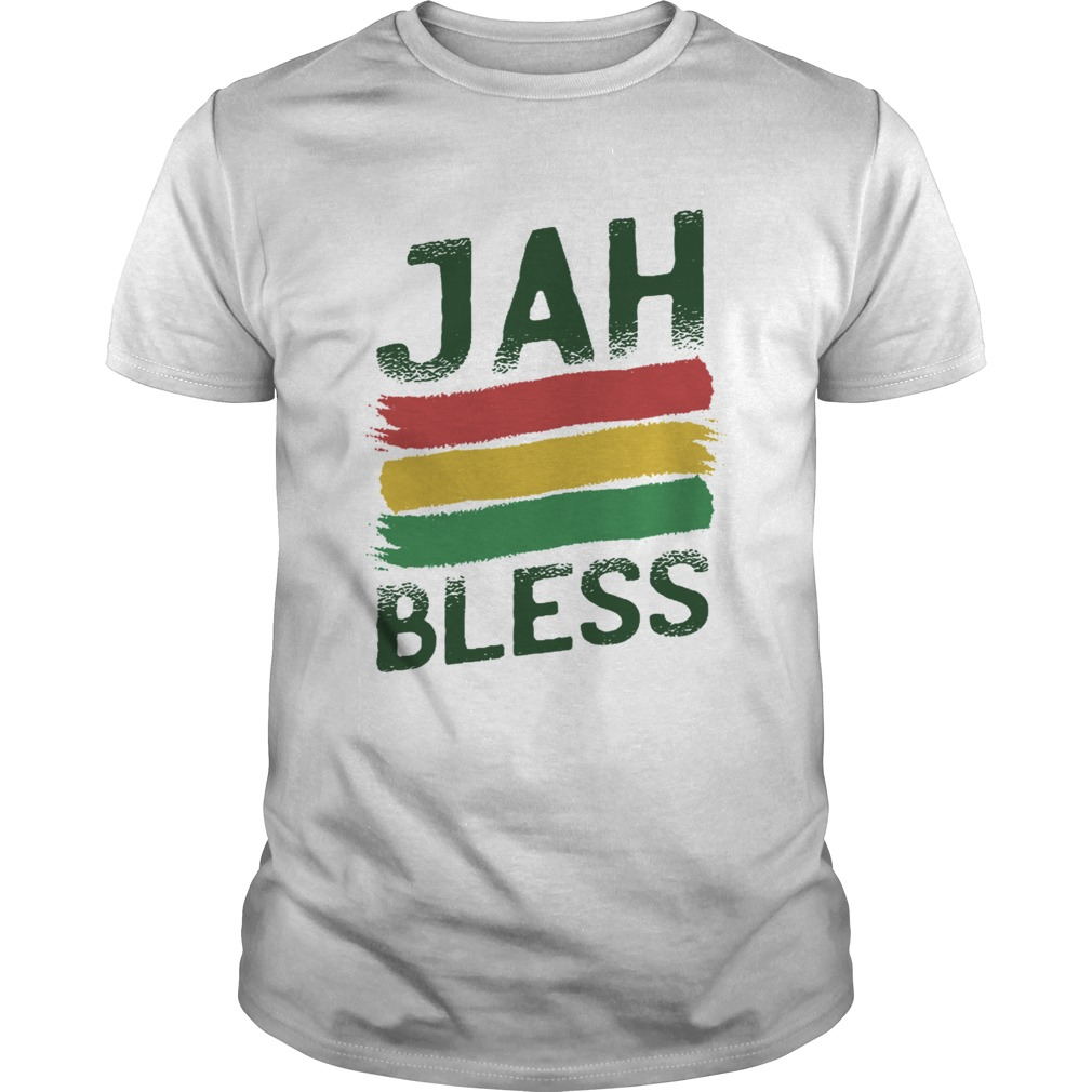 JAH BLESS shirt