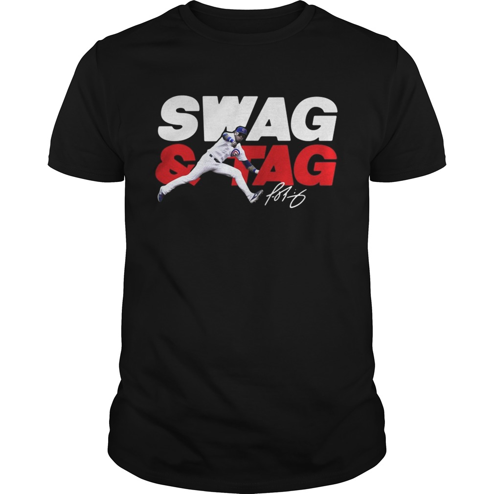 Javier Baez Swag and Tag shirt