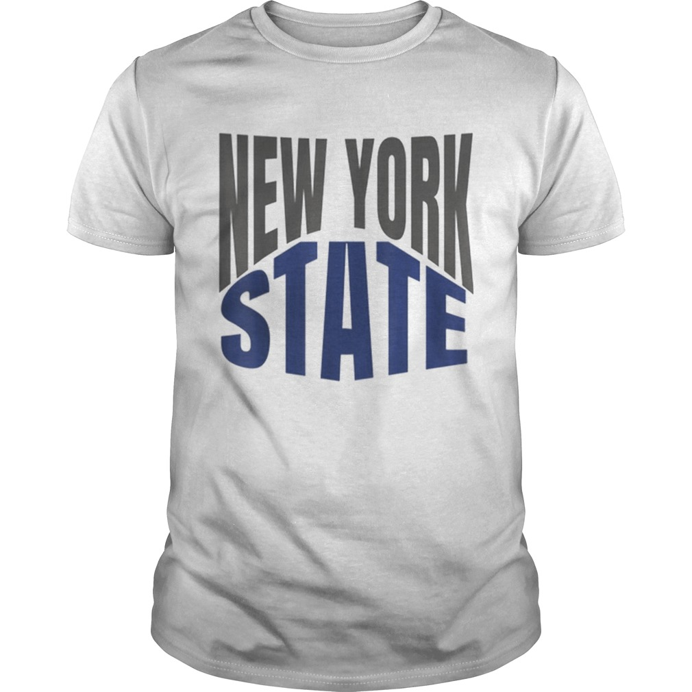 New York State shirt