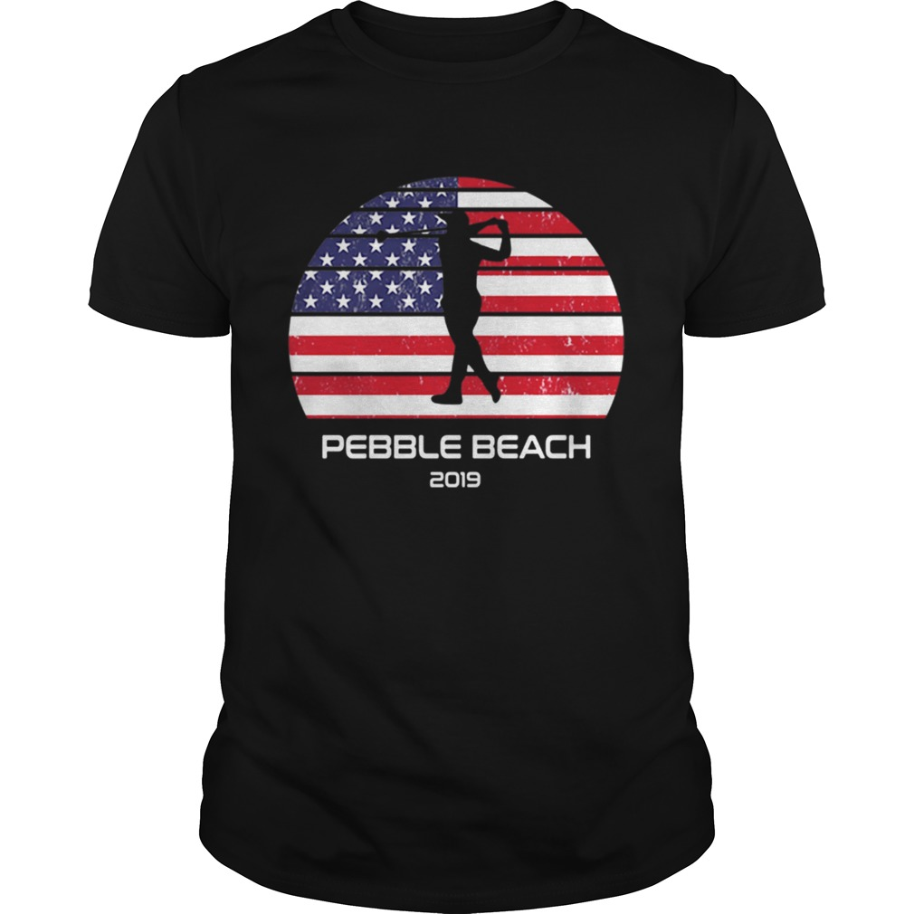 Pebble beach 2019 shirt
