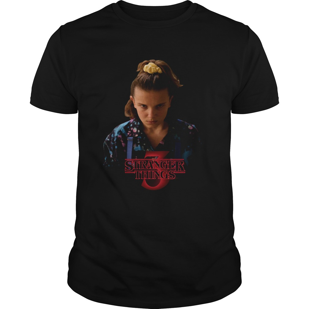 Stranger Things 3 eleven Unisex