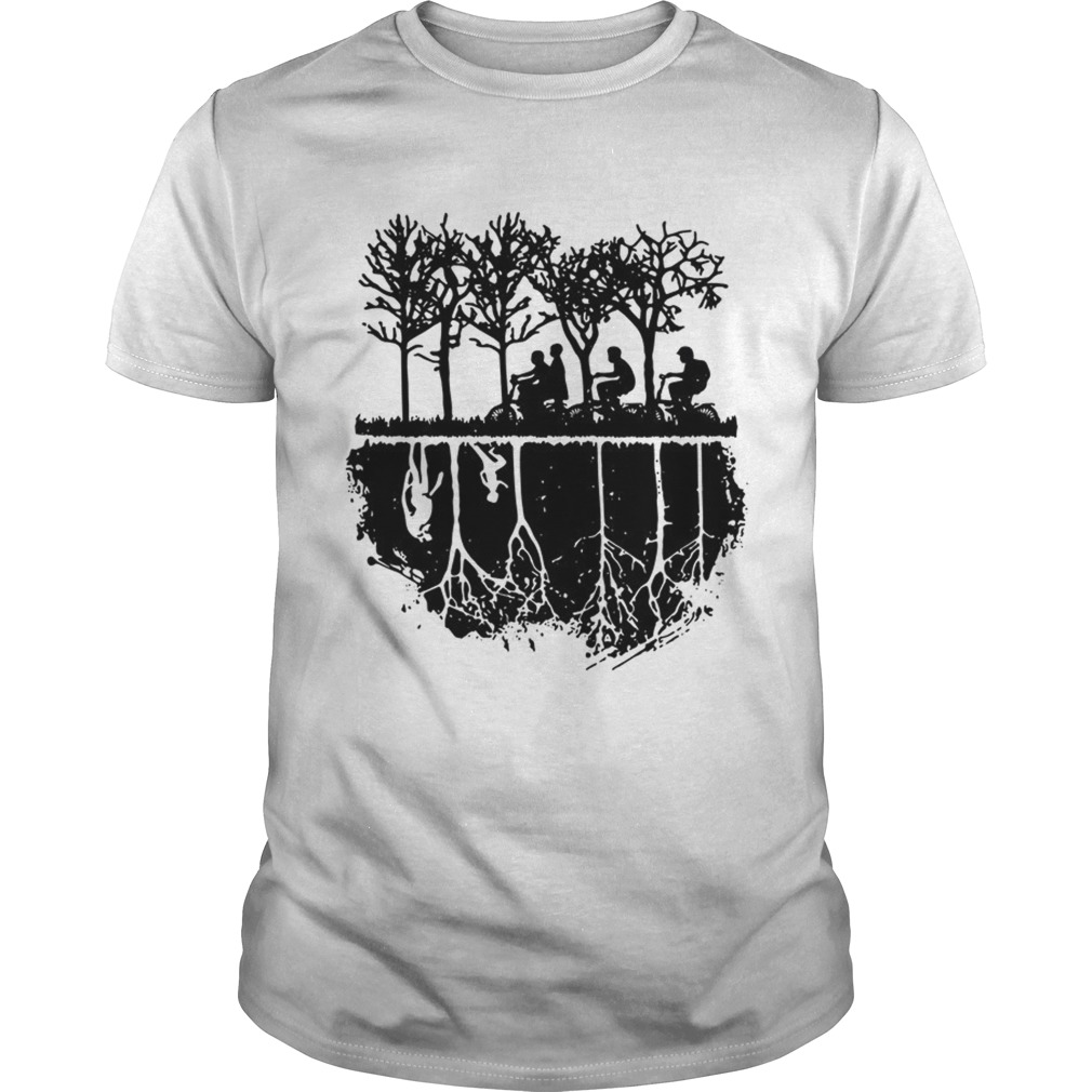 Stranger Things Looking for the Upside Down shirt