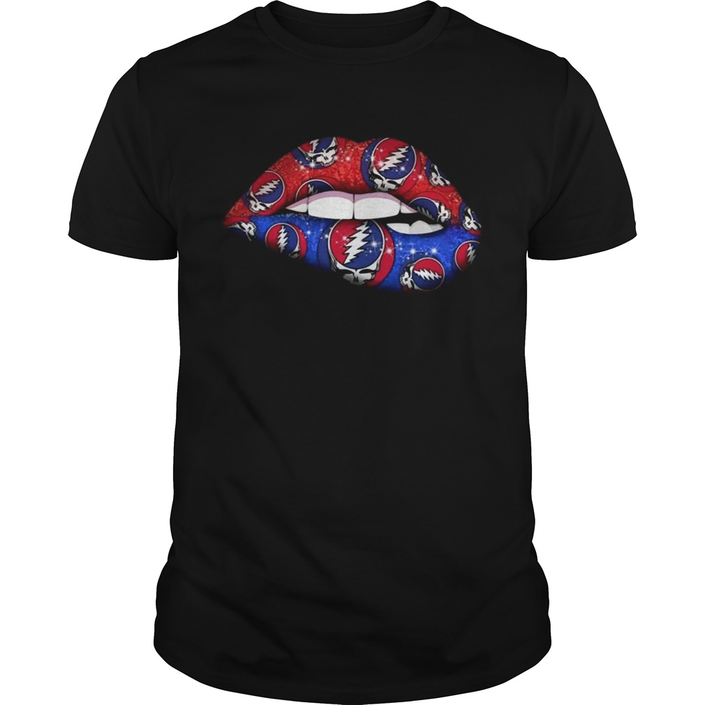 The Grateful Dead Lips TShirt