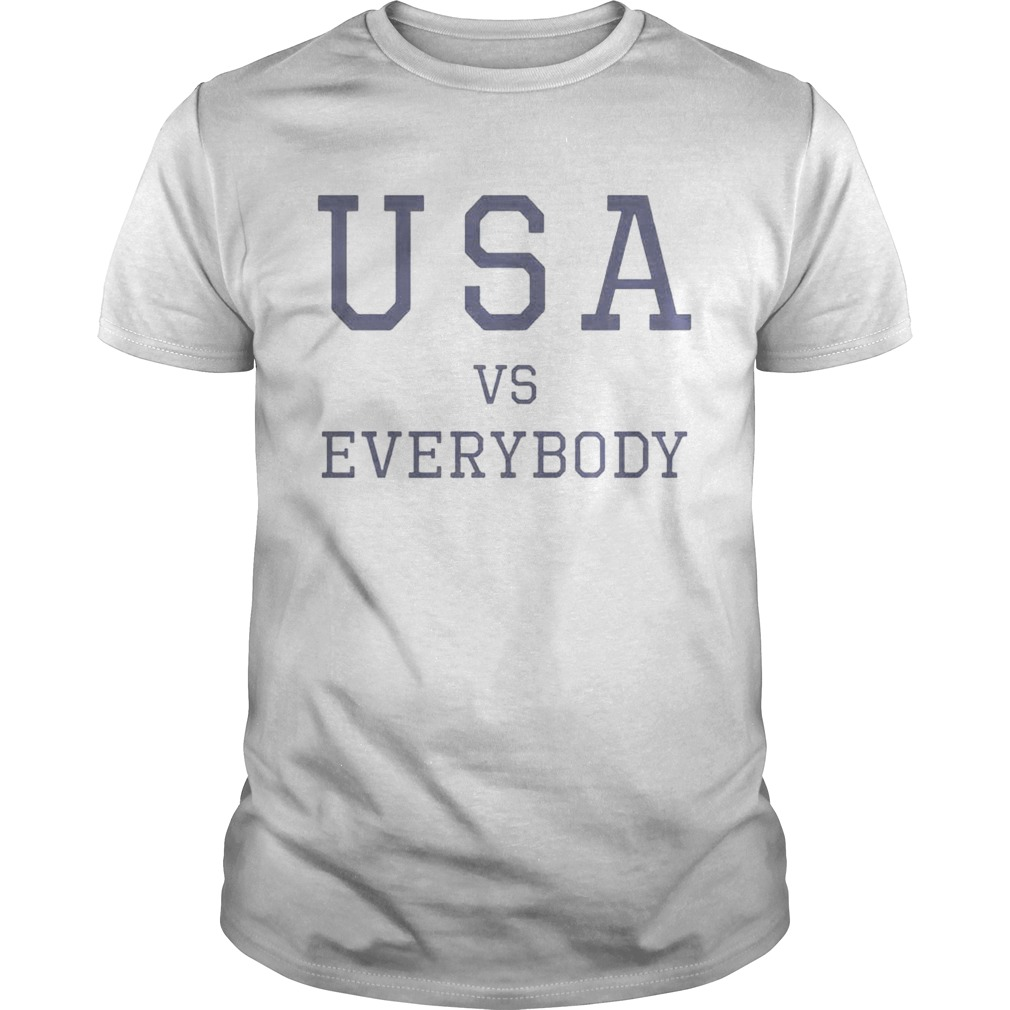 Usa Vs Everybody Shirt