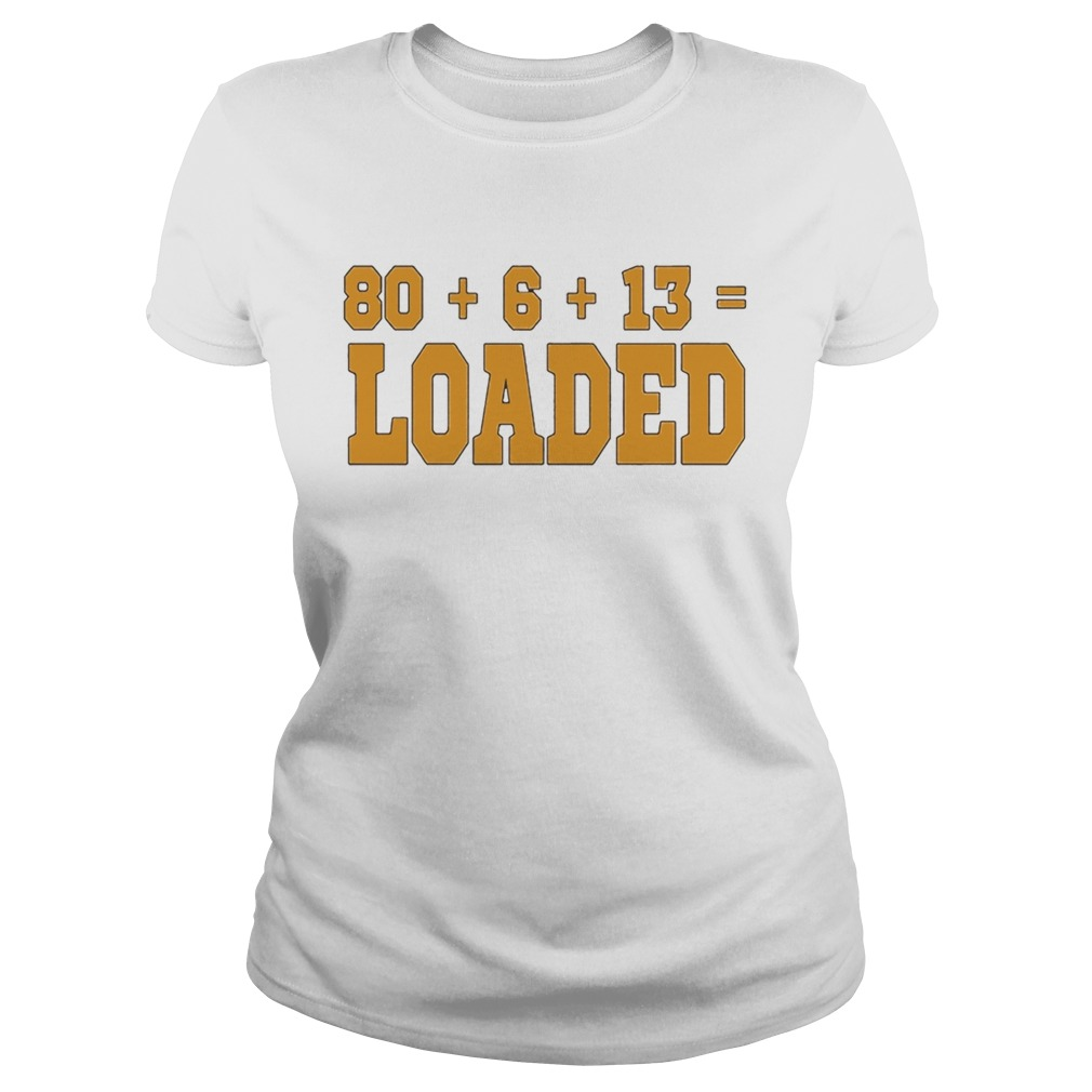 806 13LOADED SHIRT Cleveland Browns