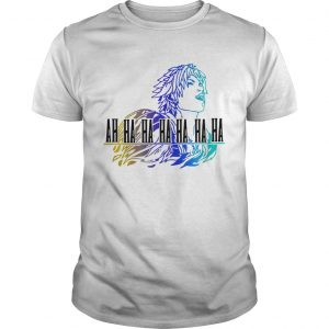 Final Fantasy Tidus ah ha ha ha shirt