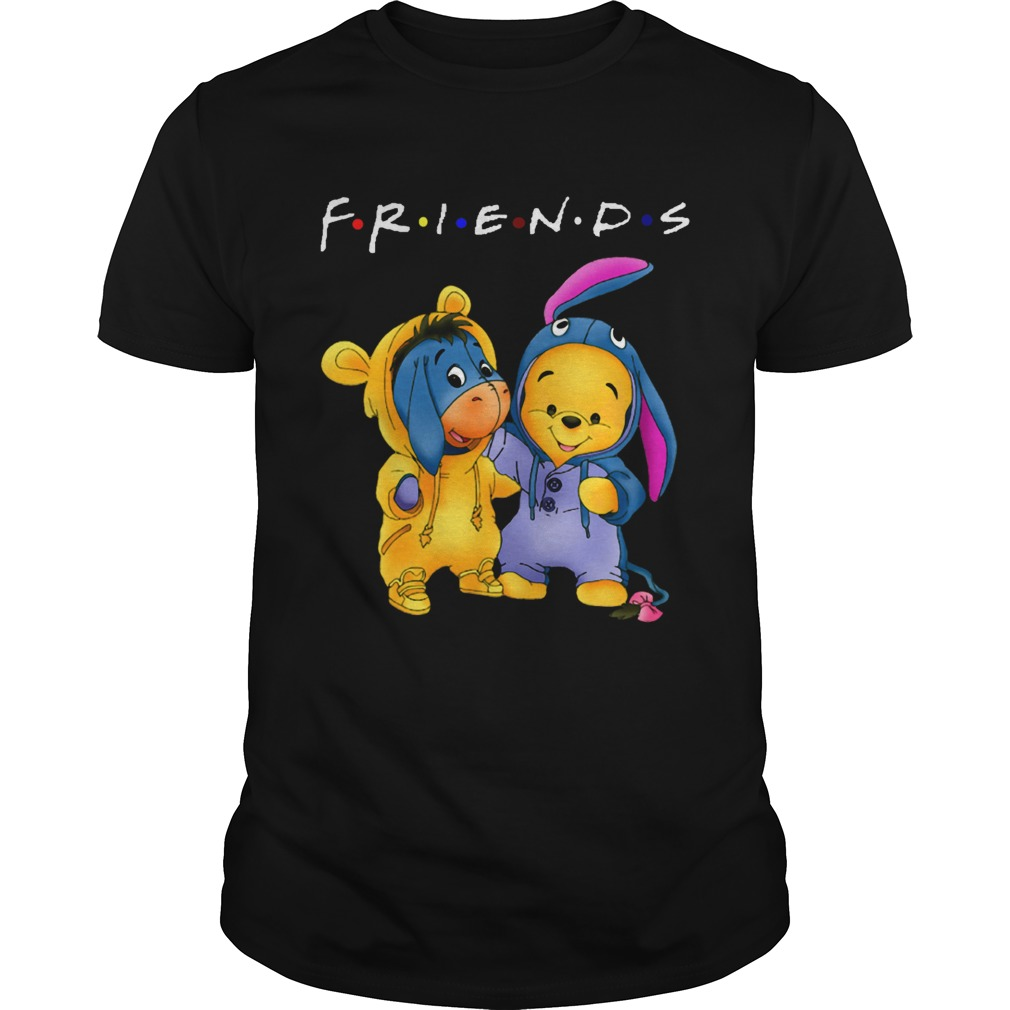 Friends Eeyore and Pooh shirt