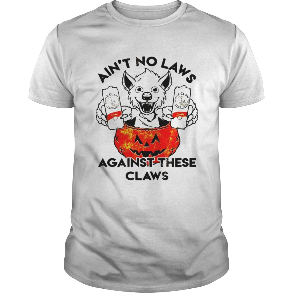 Aint no laws against these claws Halloween Unisex