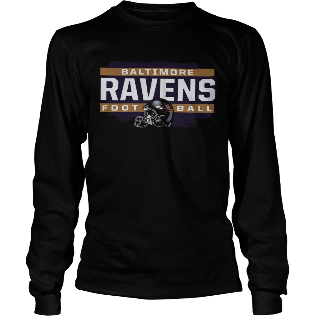 Baltimore Ravens Toddler Rewind Forward LongSleeve