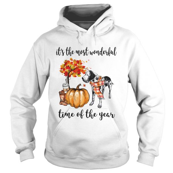 Dalmatian its the most wonderful time of the year  Hoodie