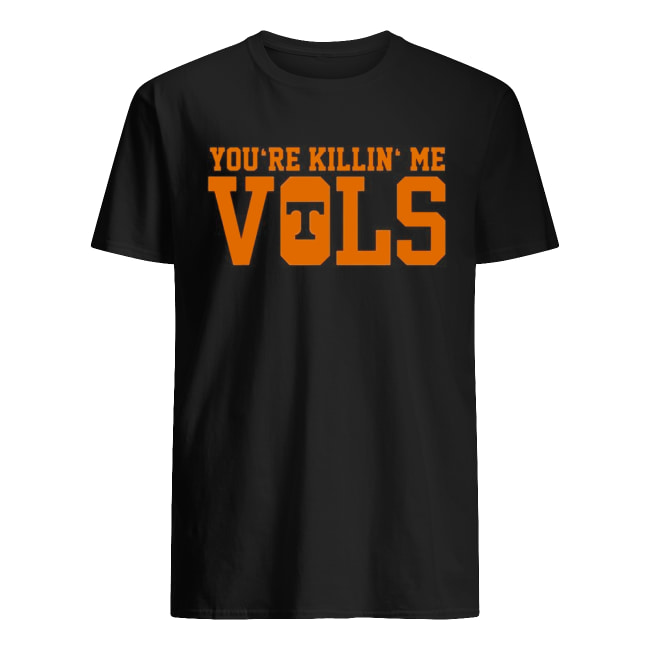 Darrell Wallace you're killin me VOLS shirt