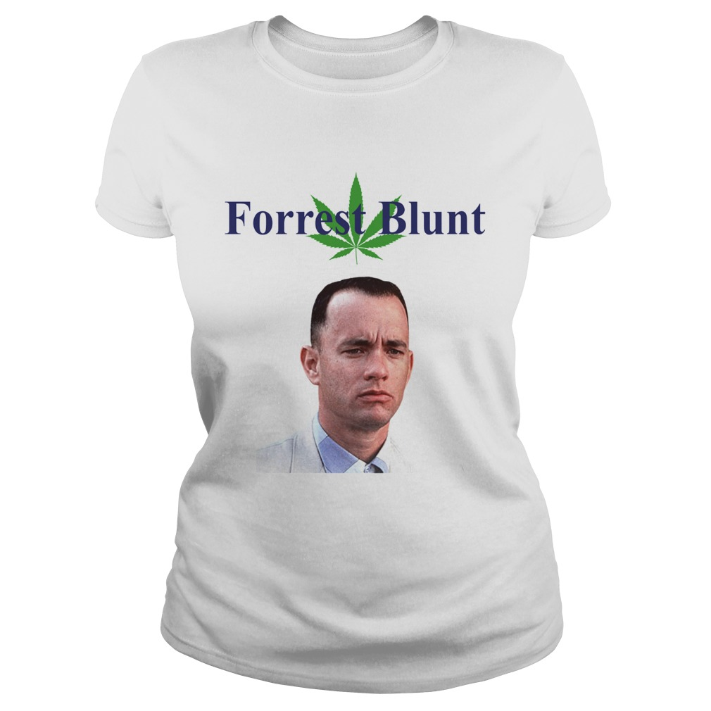 Forrest Blunt Tom Hanks  Classic Ladies