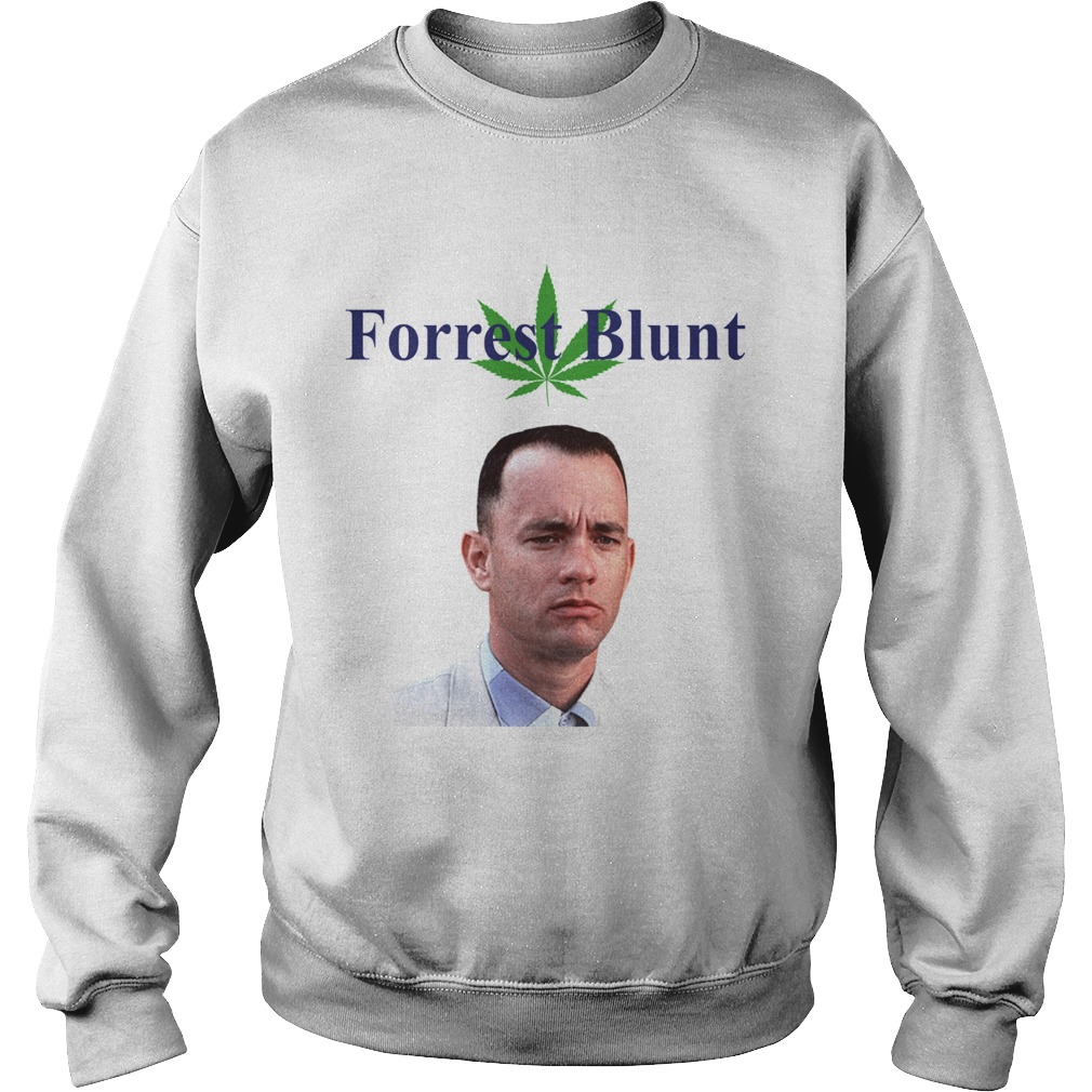 Forrest Blunt Tom Hanks  Sweatshirt