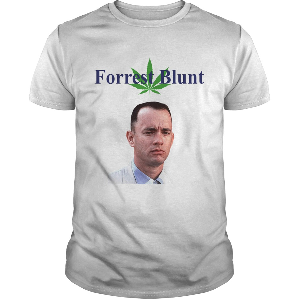 Forrest Blunt Tom Hanks  Unisex
