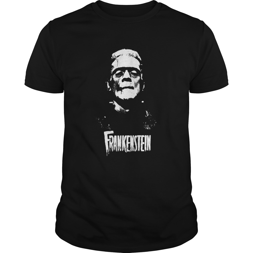 Frankenstein Monster Classic Horror Flick Shirt