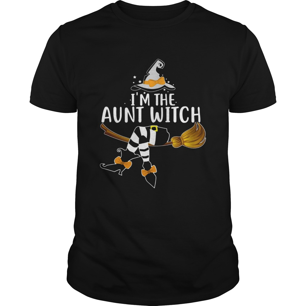 Im the aunt witch shirt