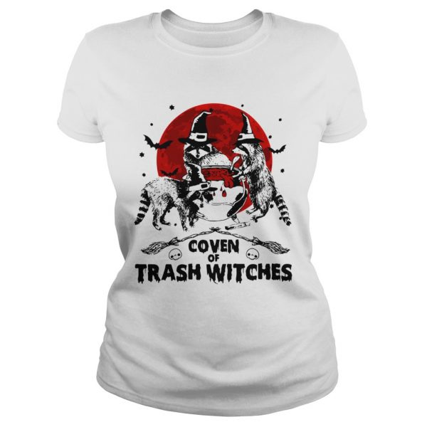 Otter coven trash witches Halloween  Classic Ladies