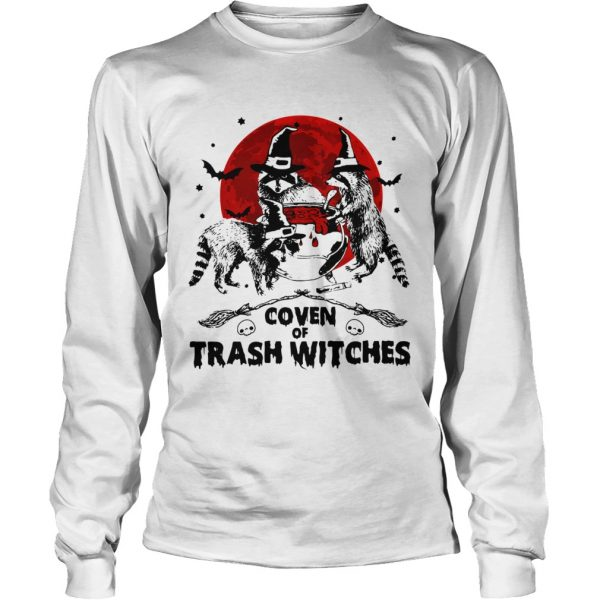 Otter coven trash witches Halloween  LongSleeve